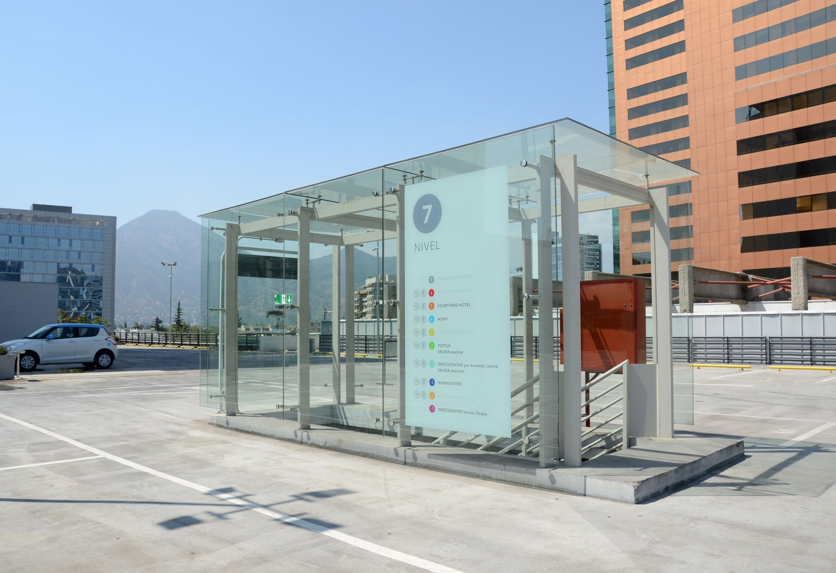 Open Plaza Kennedy – WAYFINDING CONSULTORES